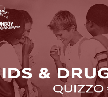 Quizzo #5 – Kids & Drugs