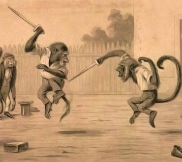 The Poison Boy Podcast: PBP053 – A Monkey Knife Fight at Midnight