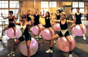theold yoga ball filled with carbon monoxide trick