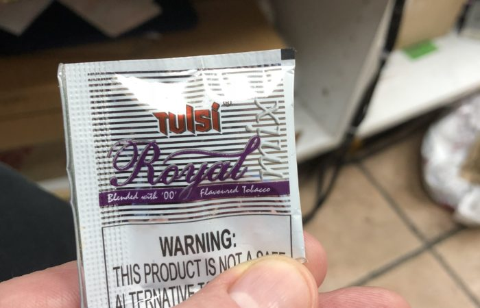 I Try Gutka – An Indian Tobacco That Basically Blows Up Your Mouth