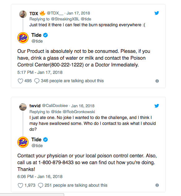 The Brilliance of the Tide Pod Challenge
