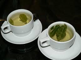 Mate de coco tea