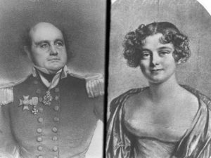 Sir John and Lady Jane Franklin - Chivalry, exploration, love and death