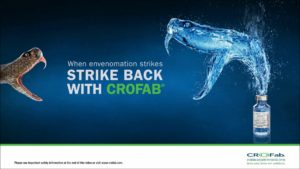 The Aggressive Marketing of CroFab Continues
