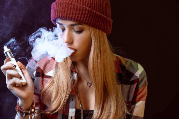 To vape or not to vape…